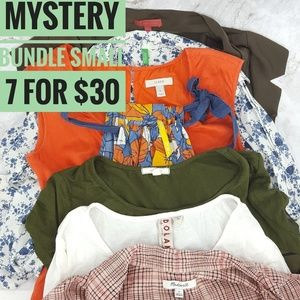 Mystery Bundle Size Small 7 for $30. (M)